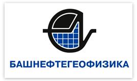 башнефтегеофизика лого